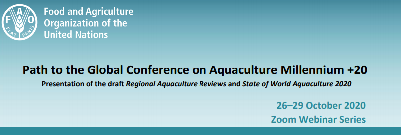 State of World Aquaculture 2020